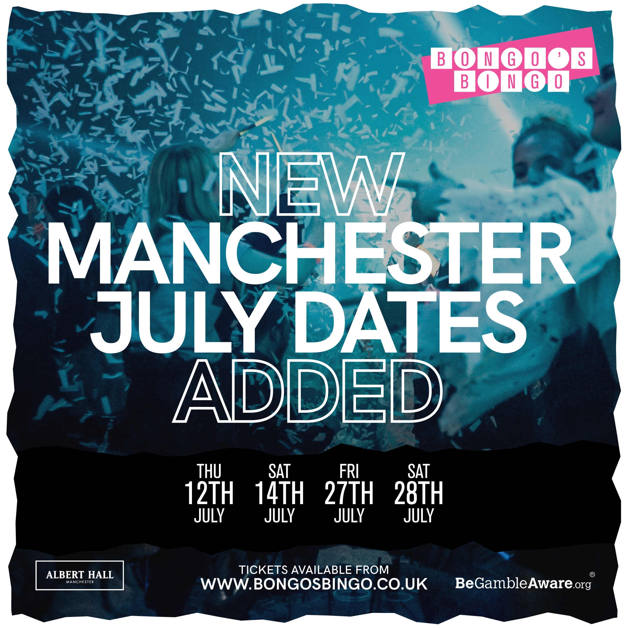 Dating events manchester