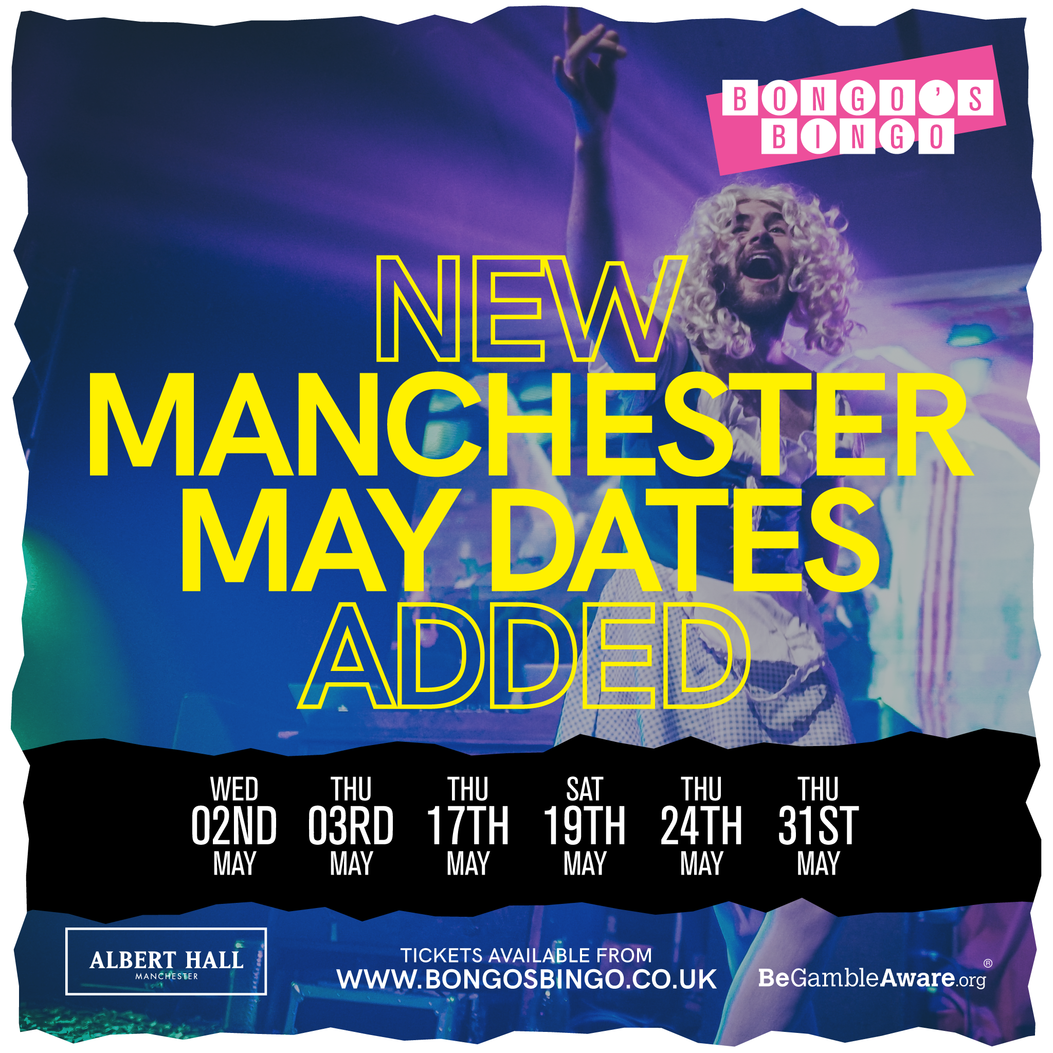 Dates in manchester