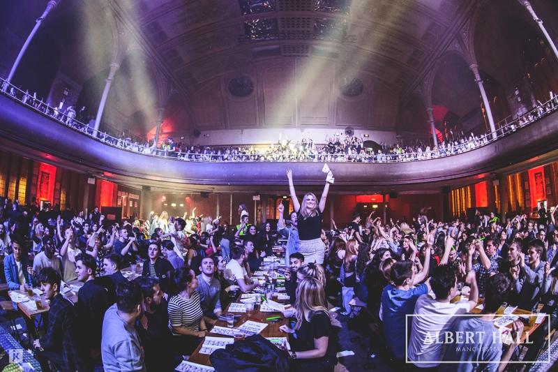 Bongos Bingo Manchester Albert Hall Events